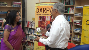 Darpan Book Launch Event